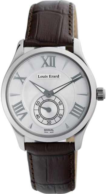 ���� Louis Erard Mens 1931 Silver Dial Manual (Ref. 47207AA21.BDCL21)