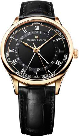 Часы Maurice Lacroix Masterpiece Tradition 5 Aiguilles