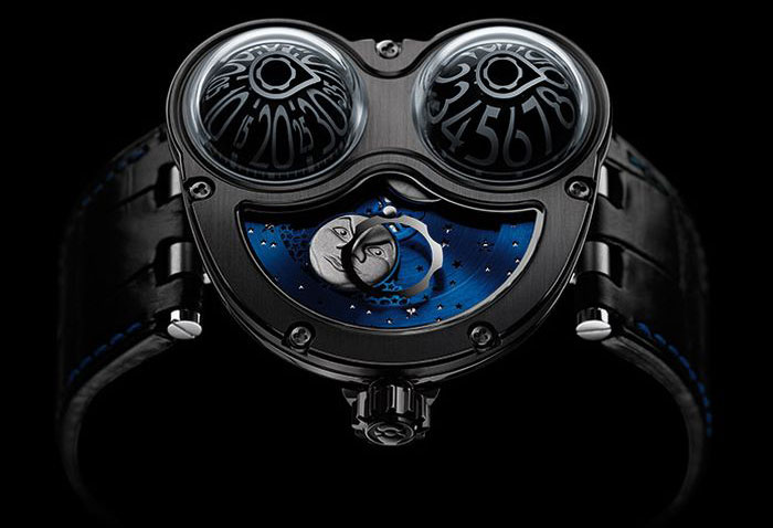 ���� MOONMACHINE — ������ ������� MB & F � «������ ����������» Sarpaneva.