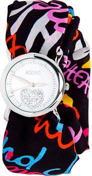 молодежные часы Moschino