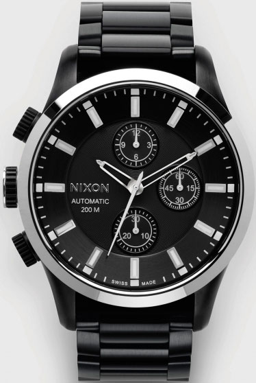 часы Automatic Chrono LTD от Nixon