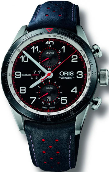 часы Calobra Limited Edition (Ref. 774 7661 4484) от Oris