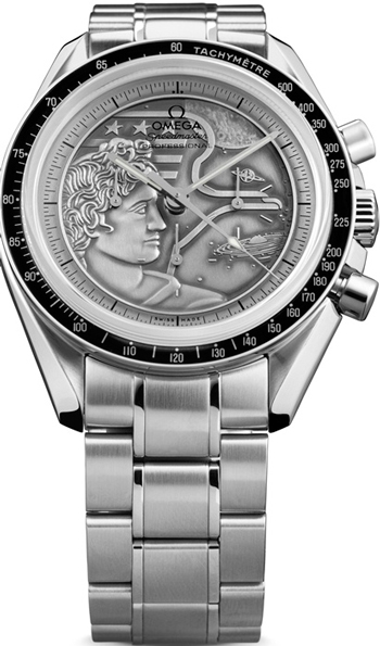 часы Speedmaster Apollo XVII 40th Anniversary