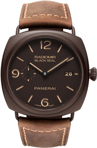 часы Radiomir Composite® Black Seal 3 Days Automatic – 45 mm (Ref. PAM00505)