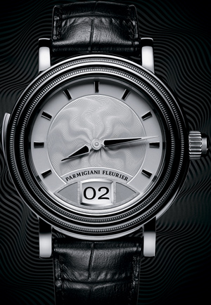 Часы Parmigiani Fleurier Toric Resonance 3