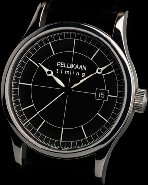 Часы Flying Dutchman III от Pellikaan timing