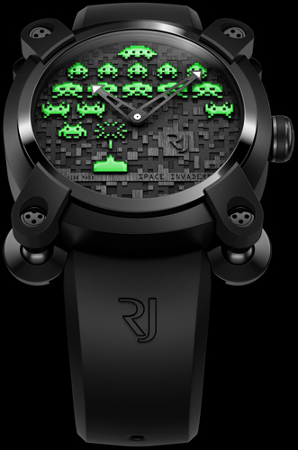 фанатам Space Invaders (Ref: RJ.M.AU.IN.006.04) посвящается…