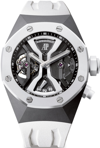 Часы Royal Oak GMT Tourbillon от Audemars Piguet