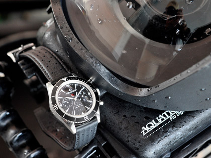 часы Deep Sea Chronograph