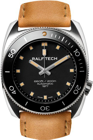 Часы Ralf Tech WRV Automatic 1977 Series II Diver