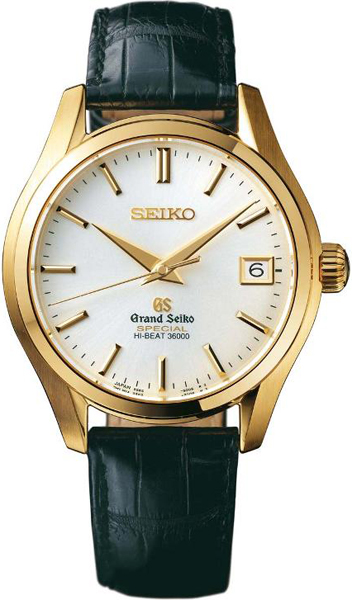 часы Grand Seiko Special Edition Hi-beat