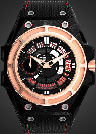 ���� SpidoLite II Tech Gold �� Linde Werdelin