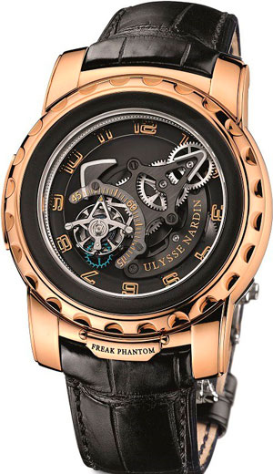 Часы Freak Phantom от Ulysse Nardin