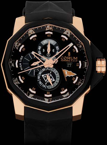 модель Admiral's Cup Seafender 48 Tides Iate Clube de Santos (Ref. 277.931.91/0371 AN93)