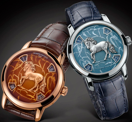 Лимитированные часы Vacheron Constantin Métiers d'Art Legend of the Chinese Zodiac Year of the Horse