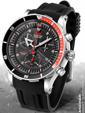 часы Vostok-Europe Anchar Grand-Chrono