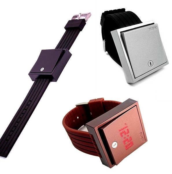 часы Wall Switch Watch