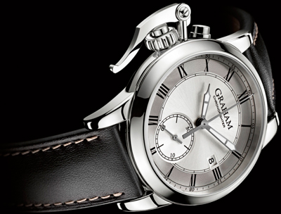 часы Graham Chronofighter 1695 Erotic