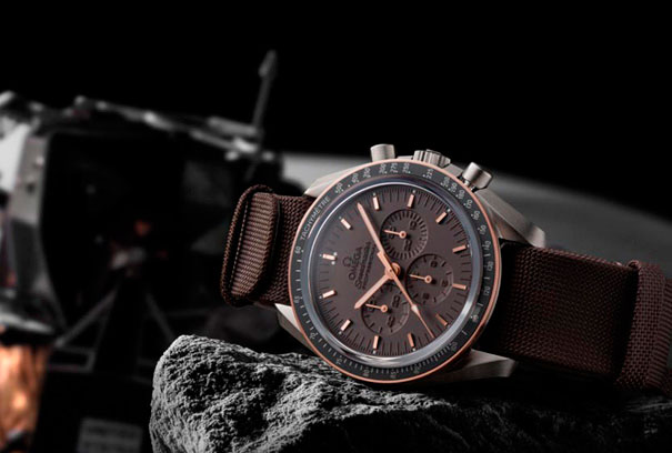 Часы Speedmaster Professional APOLLO 11 45th anniversary Limited Edition от Omega