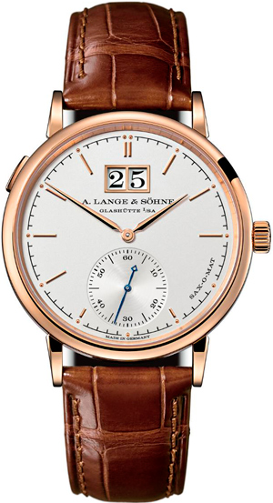 Часы A. Lange & Söhne Saxonia Automatic Outsize Date