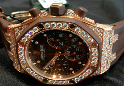 Женские часы от Audemars Piguet - Ladies Royal Oak Offshore Chronograph