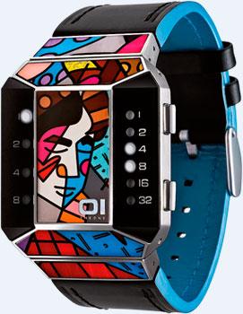 Бинарные часы The One Art Edition (Ref. SC124W1)
