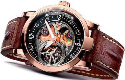 ���� Armin Strom Tourbillon Gravity Fire (Ref. RG14-TF.M.90)