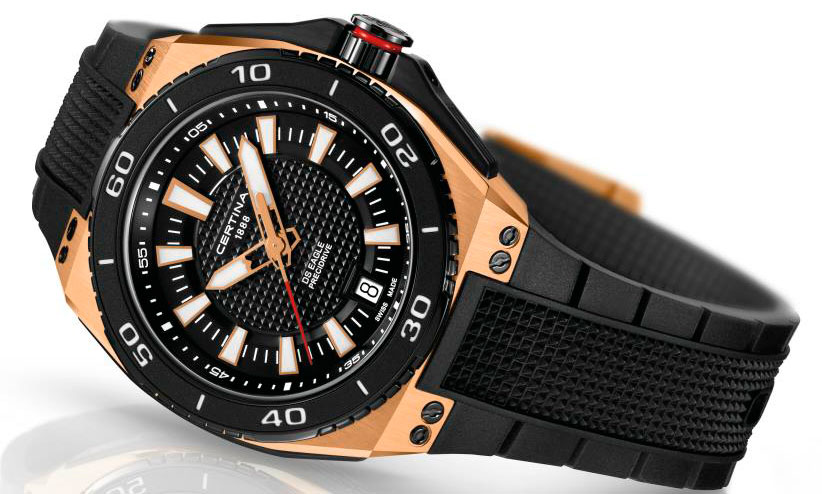 Часы DS Eagle от Certina