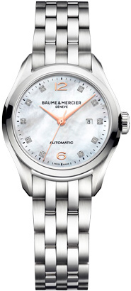 Часы Baume & Mercier Clifton 30 mm Automatic (Ref. 10151)