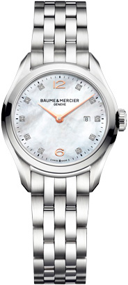 Часы Baume & Mercier Clifton 30 mm Quartz (Ref. 10176)