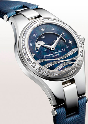 Часы Linea Night 10119 от Baume & Mercier