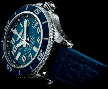 ���� Breitling Superocean Blue 42