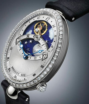 Часы Reine de Naples Day/Night от Breguet
