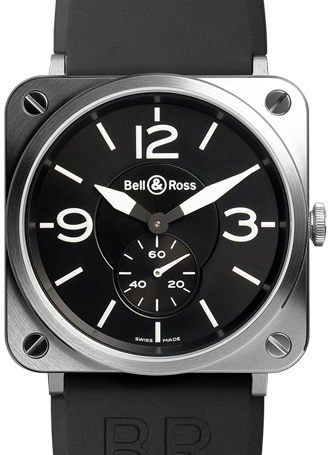 Часы Bell & Ross Aviation BR S Steel