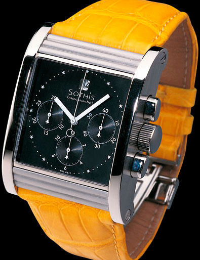 часы Sothis Chronograph BIG BRIDGE