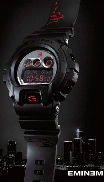 часы G-Shock Casio Eminem GD-X6900MNM