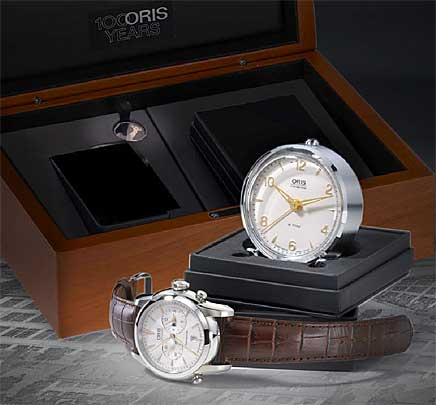 часы Oris Centennial Set 1904 Limited Edition Artelier Wondtimer