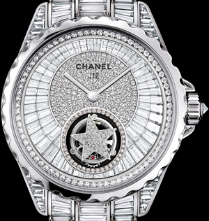 Часы Chanel J12 Flying Tourbillon High Jewelry