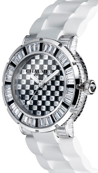 часы Class One High Jewellery от Chaumet