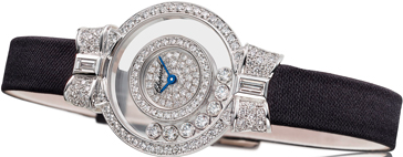 Часы Chopard Happy Diamonds Icons