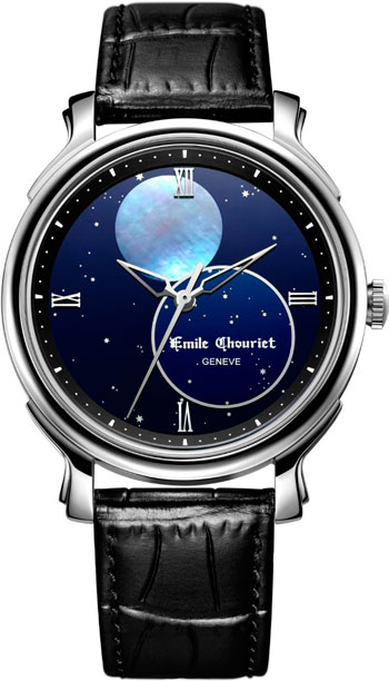 часы Moonphase от Emile Chouriet