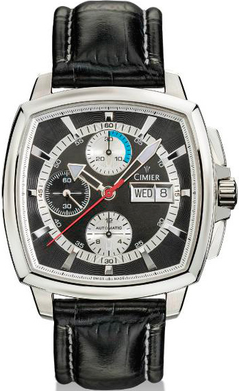 Часы Cimier Time Square Chronograph