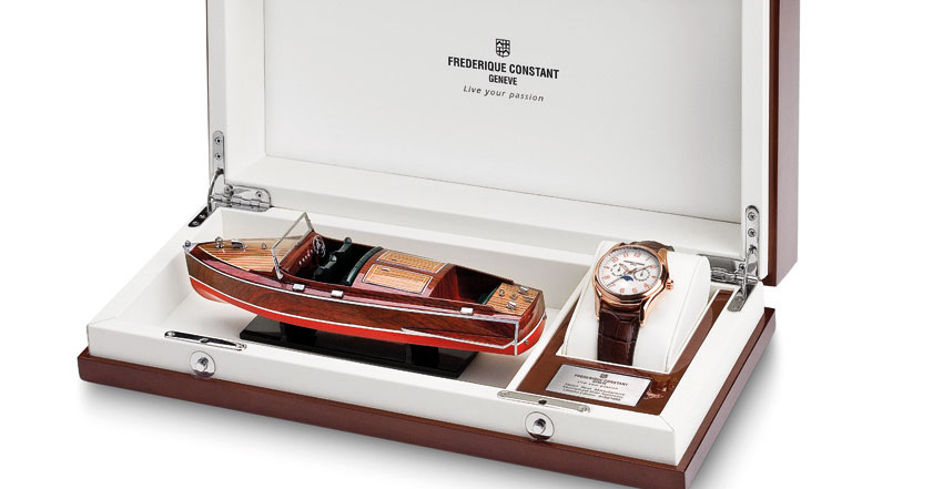 ������������ �����: ����������� ����� ����������� ���� Runabout � ����������� ���� Frederique Constant Runabout � ������� �������