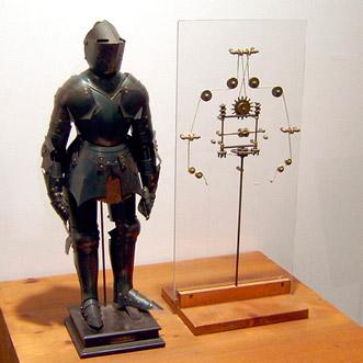Прообраз робота от леонардо да винчи