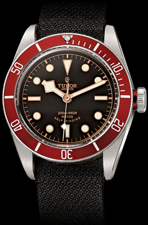 Часы Heritage Black Bay от Tudor