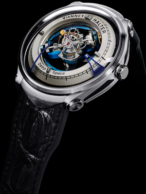 Часы Deep Space Tourbillon от Vianney Halter