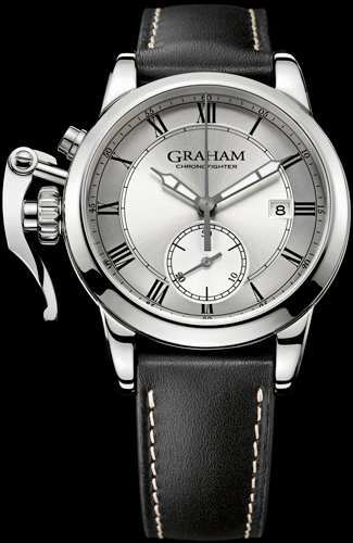 Часы Graham 1695 Silver Chronograph