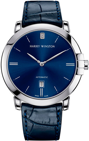 ���� Harry Winston Midnight Collection Automatic 42mm (Ref. MIDAHD42WW002)