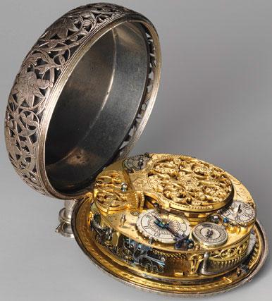 Часы с боем, 1680 г.