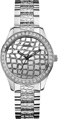 Часы Guess Croco Glam (Ref. W0236L1)